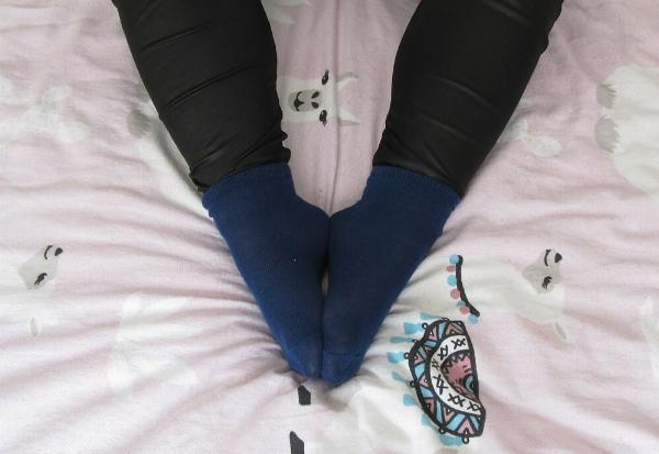 Meine Füße - Deine Träume