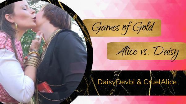 Games of Gold - Daisy vs. Alice