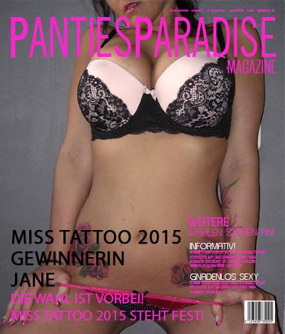 Miss Tattoo 2015